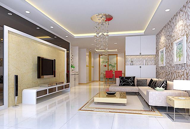 两室两厅装修图效果图设计 2353093 k68威客网 高清图片
