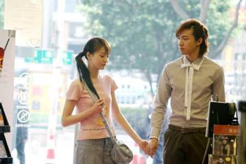 因有情侣相,俞灏明和郑爽才被清华同方选为代言人